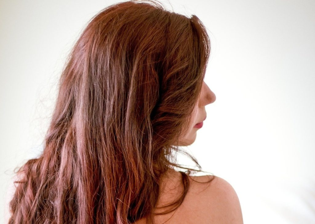 Suchý šampon, alcina, testování kosmetiky, womenhouse